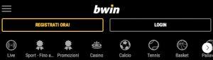 Bwin login mobile