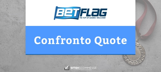 Betflag Confronto Quote
